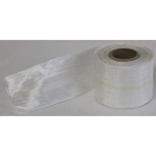 Tape of glass fabric