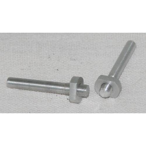 Blade pins