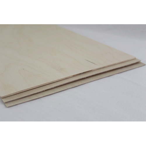 Aircraft plywood 3 layers