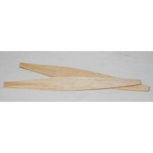 Set of F1B blades