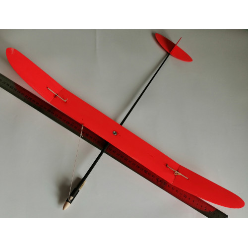 Rocket plane model